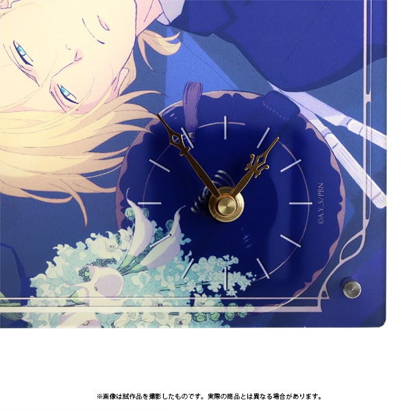 BANANA FISH アクリルパネル時計【受注生産限定商品】