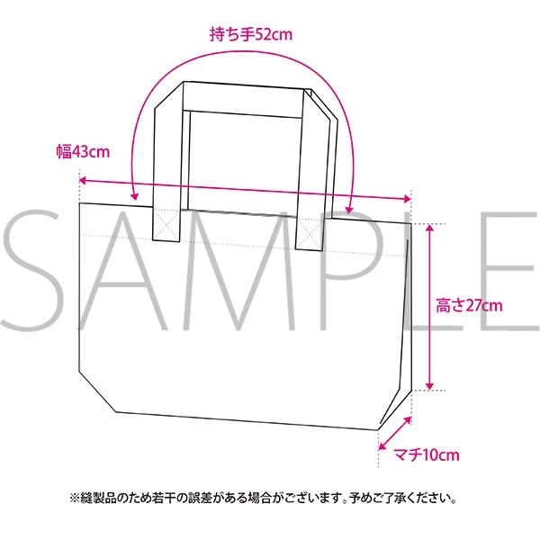 チェンソーマン トートバッグ【受注生産商品】
