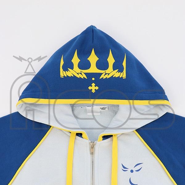 Fate/Grand Order -神聖円卓領域キャメロット- キャラクターイメージパーカー 獅子王 メンズフリー