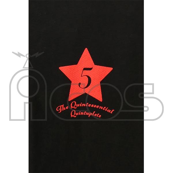 五等分の花嫁 キャラプリントパーカー 中野五月モデル