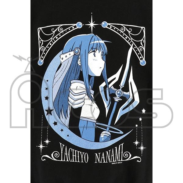 マギアレコード 魔法少女まどか☆マギカ外伝 キャラプリントパーカー/七海やちよ L