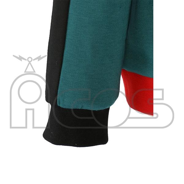 僕のヒーローアカデミア イメージパーカー 緑谷出久 ヒーローコスチュームγ M