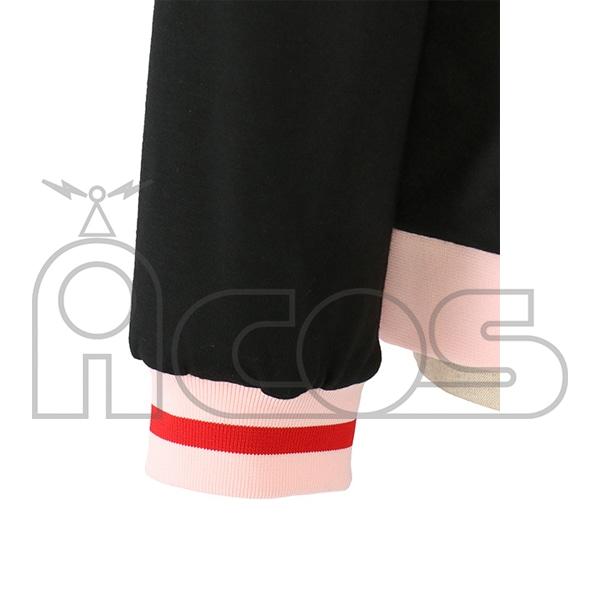 僕のヒーローアカデミア イメージパーカー 麗日お茶子 ヒーローコスチューム L