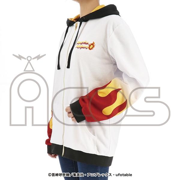 鬼滅の刃 イメージパーカー 煉獄杏寿郎 M