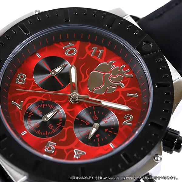 ドロヘドロ 腕時計 心【受注生産商品】