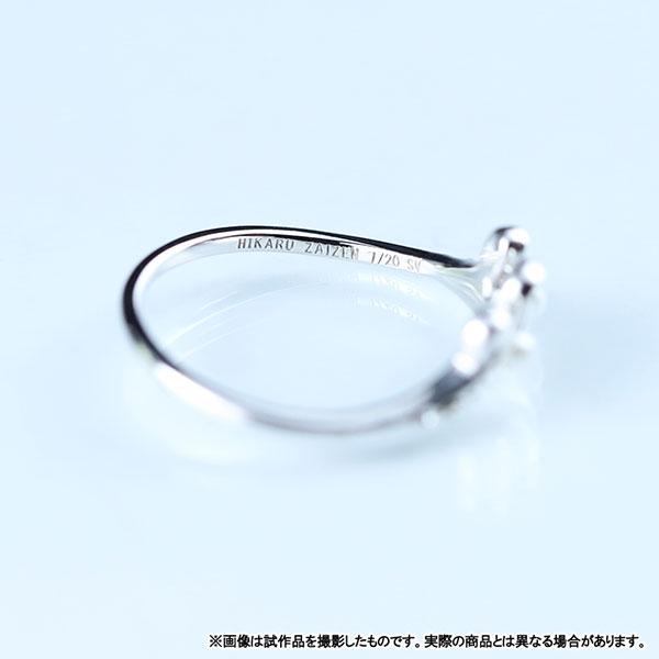 【9号】新テニスの王子様 謙也&財前指輪〜Doubles Ring〜【受注生産限定】