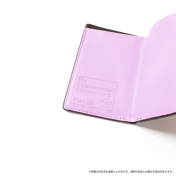 五等分の花嫁∬ 財布 二乃【受注生産商品】