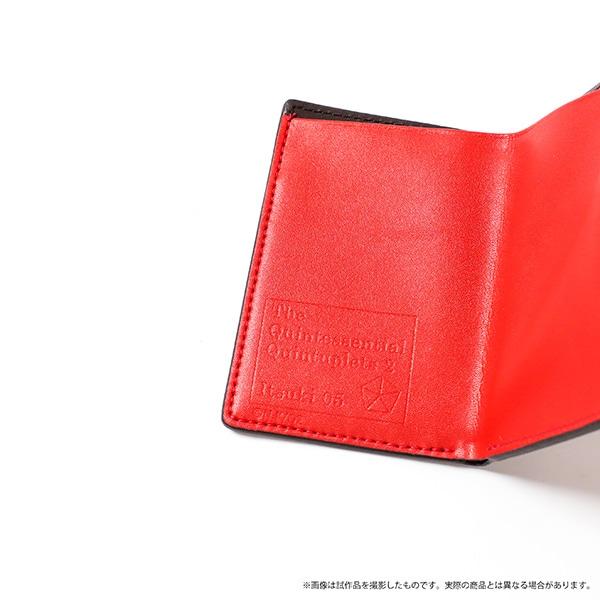 五等分の花嫁∬ 財布 五月【受注生産商品】