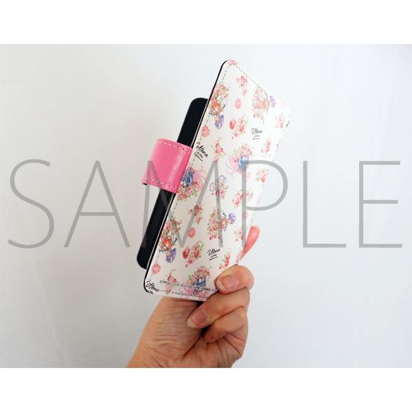 少女革命ウテナ 手帳型スマートフォンケース