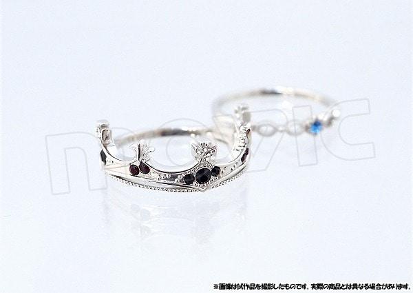 【11号】新テニスの王子様 手塚指輪 〜TEZUKA Birthday Ring〜
