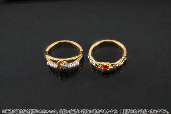 【13号】新テニスの王子様 大石&菊丸指輪〜Doubles Ring〜 大石&菊丸指輪【受注生産限定】