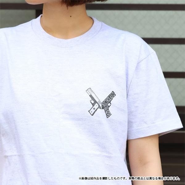 トライガン(原作版) Tシャツ パニッシャー