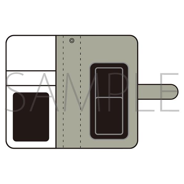 ふしぎの海のナディア 手帳型スマートフォンケース ゆるパレット