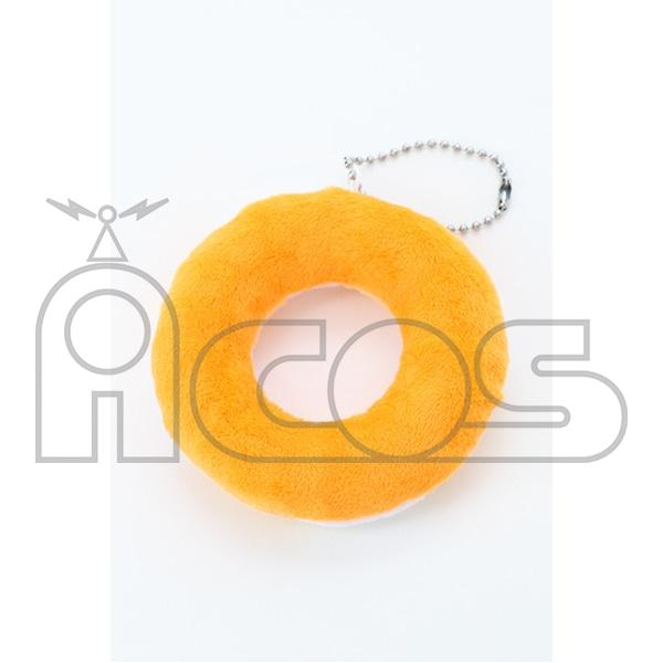 ぬいぐるみ浮き輪マスコット オレンジ