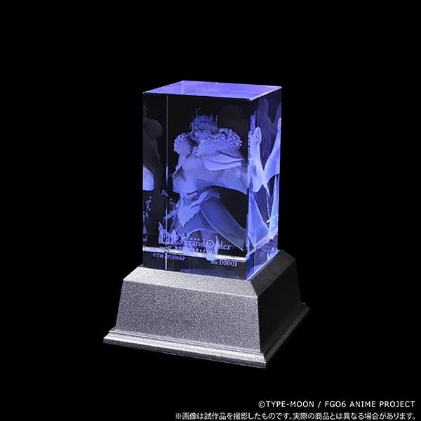 Fate/Grand Order -神聖円卓領域キャメロット- クリスタルアート【受注生産商品】