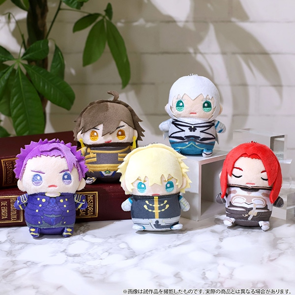 Fate/Grand Order -神聖円卓領域キャメロット- まめめいと(ぬいぐるみマスコット) オジマンディアス