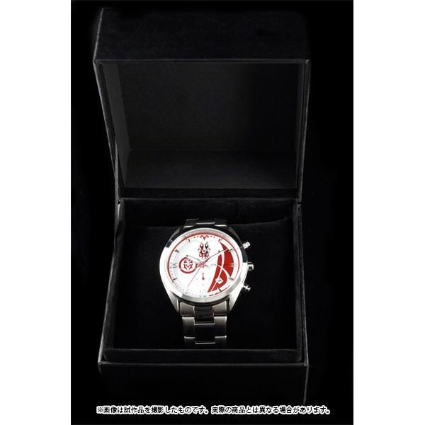 【二次受注分】Fate/Apocrypha 腕時計 INDEPENDENTコラボ 赤のセイバー【受注生産限定】