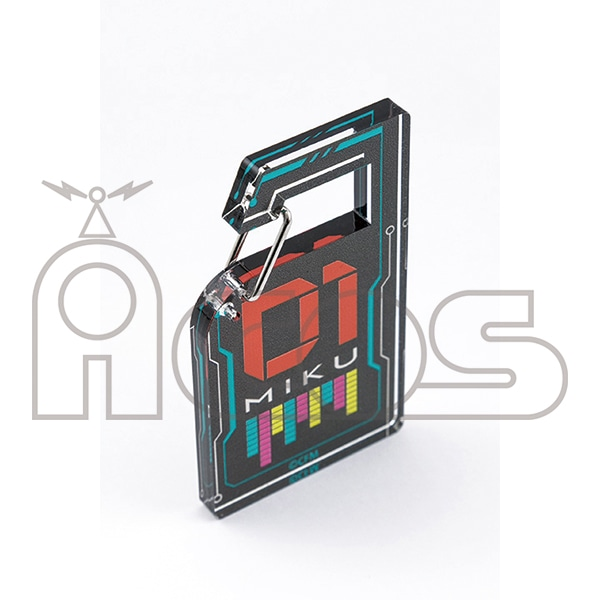 初音ミクシリーズ カラビナキーホルダー
