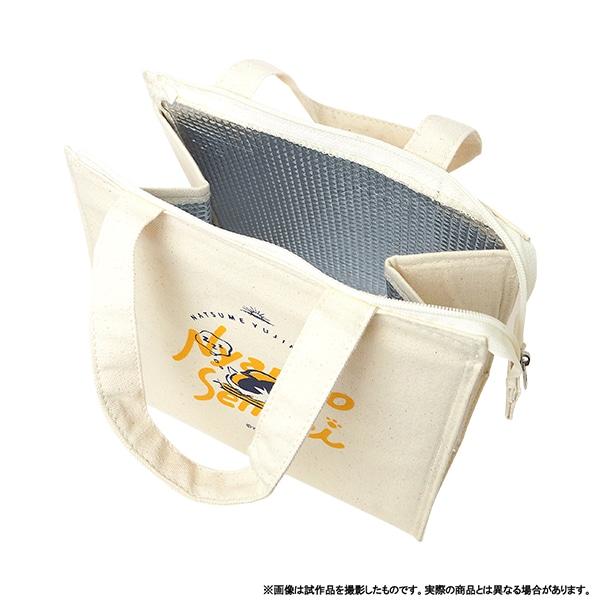夏目友人帳 ニャンコ先生保冷バッグ
