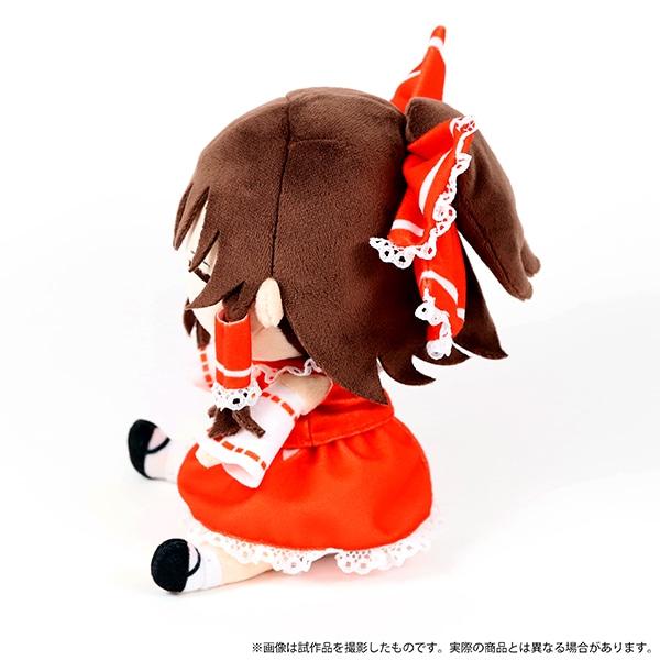 東方Project ぬいぐるみ&賽銭箱風貯金箱セット
