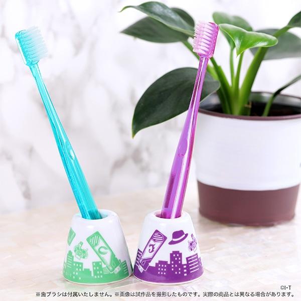 仮面ライダーW 歯ブラシスタンドセット