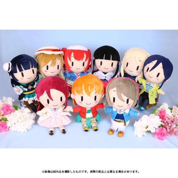 ラブライブ!サンシャイン!!The School Idol Movie Over the Rainbow ぬいぐるみ 高海千歌 劇場版衣装
