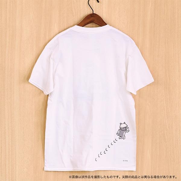 colocolore くまみね Tシャツ 仕事猫