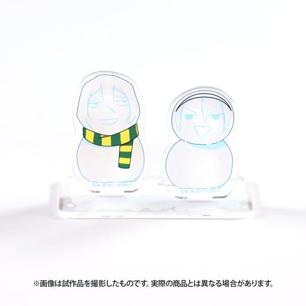 弱虫ペダル GLORY LINE アクリルスタンド 小野田&巻島