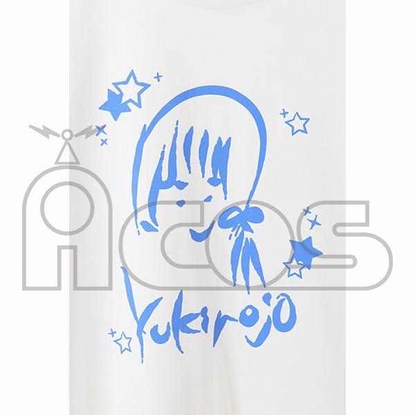 KING OF PRISM -Shiny Seven Stars- クレヨン風アートTシャツ 太刀花ユキノジョウ