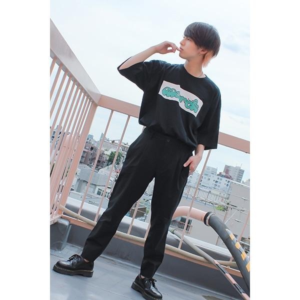march(堀田竜成×吉田知央) モンスターTシャツ GREEN