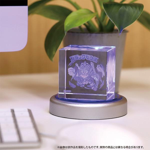 ビックリマン クリスタルアート ヘッドロココ�U【ムービック通販限定受注商品(41個限定)】