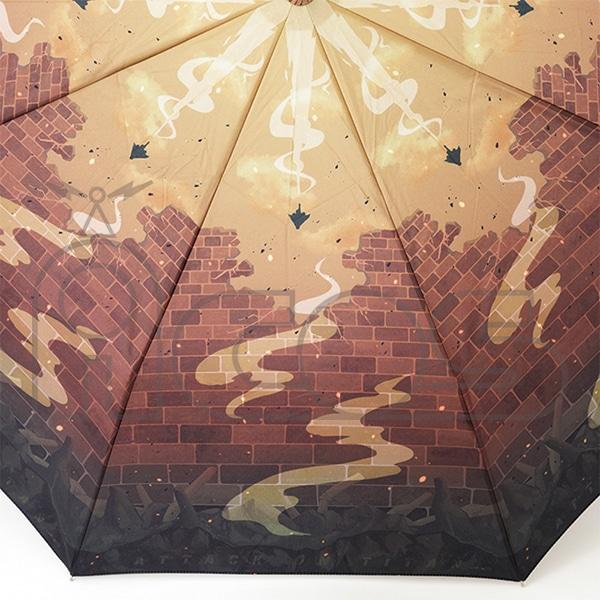 進撃の巨人 折り畳み傘