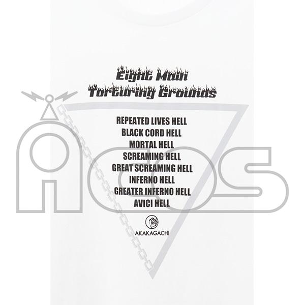 鬼灯の冷徹 JIGOKU Tシャツ