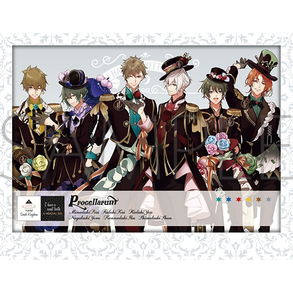 TSUKIPRO SHOP in HARAJUKU 「TSUKINO Sweets Kingdom」 プリントチョコ Procellarum