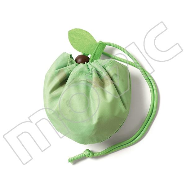 ねこぺん日和 エコバッグ りんご