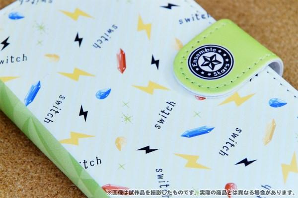 あんさんぶるスターズ! 手帳型スマートフォンケース Switch