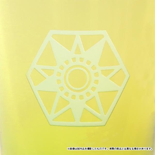 文豪ストレイドッグス DEAD APPLE(デッドアップル) 横濱硝子 フランシス・Fのシャンパングラス(クロス付き)【数量限定】