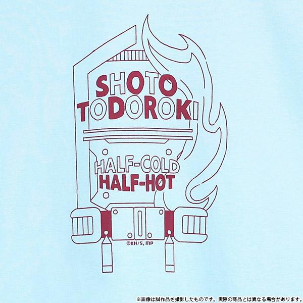 僕のヒーローアカデミア ヒーローTシャツ 轟