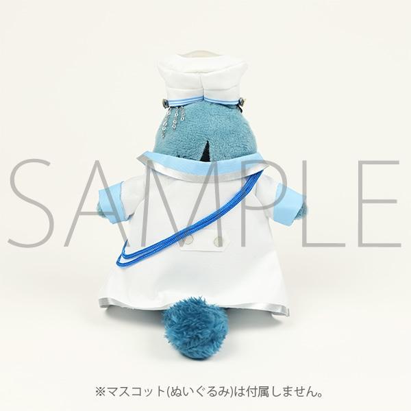 『S.Q.S』 Episode 4 ツキプロマスコット用衣装 第四艦隊 QUELL Ver.