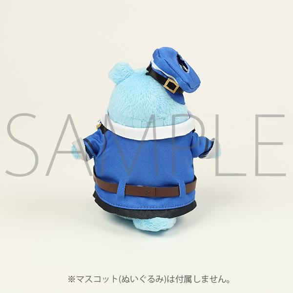 『S.Q.S』 Episode 4 ツキプロマスコット用衣装 第三艦隊 SOARA Ver.