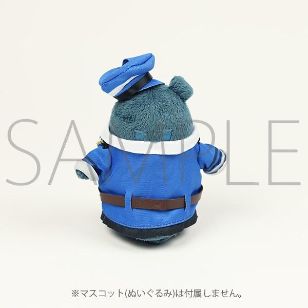 『S.Q.S』 Episode 4 ツキプロマスコット用衣装 第三艦隊 Growth Ver.