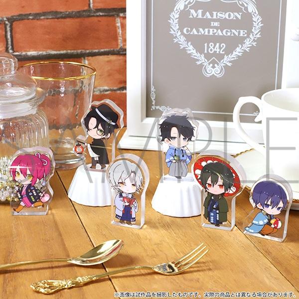 TSUKIPRO SHOP in HARAJUKU 「TSUKINO Sweets Kingdom」 ころっとアクリルフィギュアコレクション VAZZROCK(全12種)