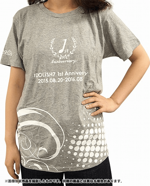 アイドリッシュセブン Tシャツ Re:vale(1周年)