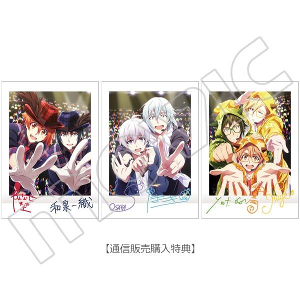 アイドリッシュセブン(アニメ版) IDOLiSH7 KEY ANIMATIONS vol.3【受注生産商品】