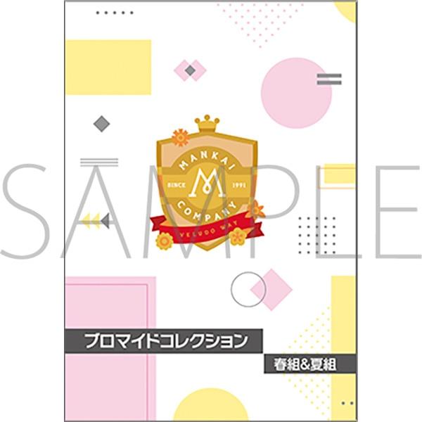 A3! ブロマイドコレクション 春組&夏組