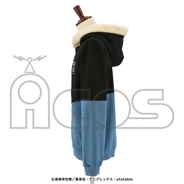 鬼滅の刃 キャラクターイメージパーカー 嘴平伊之助 M