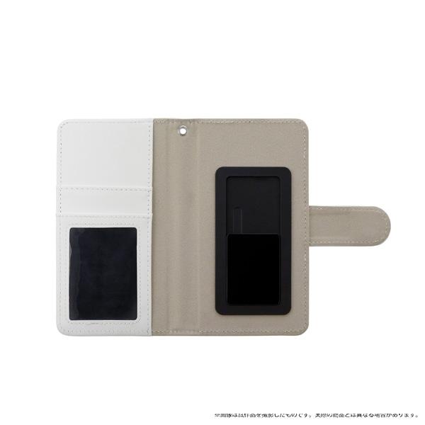うさまる 手帳型スマートフォンケース