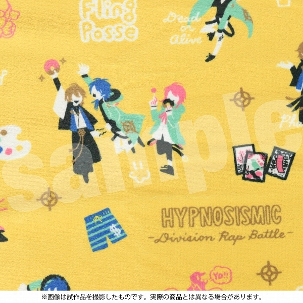 ヒプノシスマイク -Division Rap Battle- ゆるパレットブランケット Fling Posse