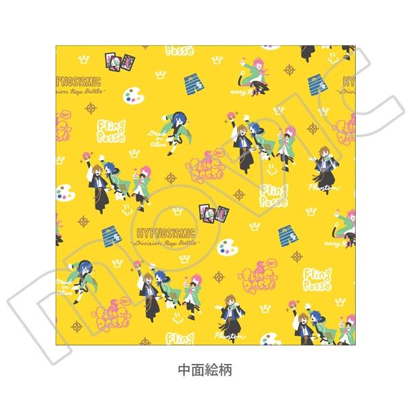ヒプノシスマイク -Division Rap Battle- ポーチ Fling Posse ゆるパレット