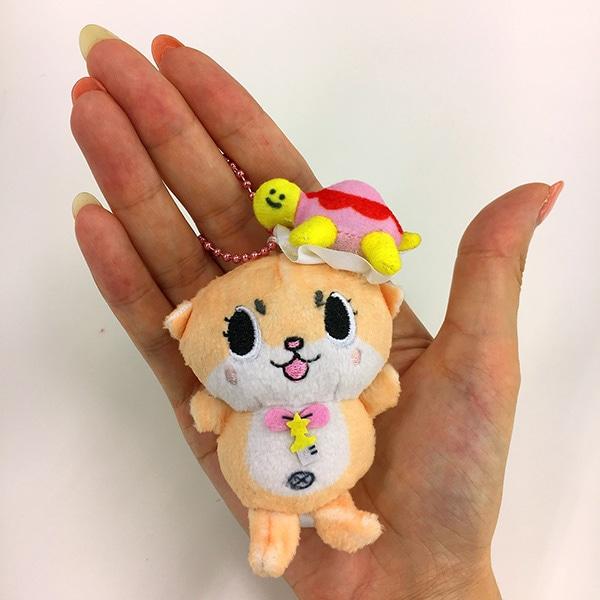 ちぃたん☆ フィンガーマスコット・パペラ ちぃたん